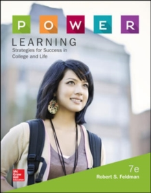 P.O.W.E.R. Learning: Strategies for Success in College and Life, Paperback / softback Book