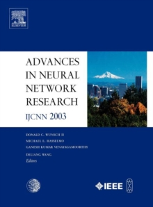Advances in Neural Network Research: IJCNN 2003, Hardback Book