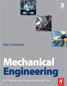 Mechanical Engineering : BTEC National Level 3 Engineering Specialist Units, Paperback Book