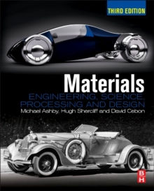 Materials : Engineering, Science, Processing and Design, Hardback Book