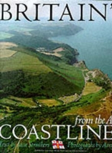 Britain's Coastlines From The Air, Hardback Book