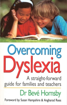 Overcoming Dyslexia, Paperback Book