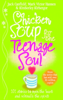 Chicken Soup For The Teenage Soul, Paperback Book