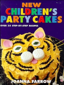 New Party Cakes, Paperback Book