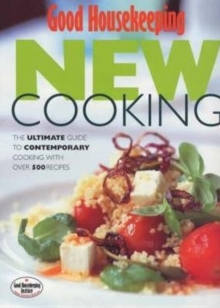 Gh New Cooking, Hardback Book