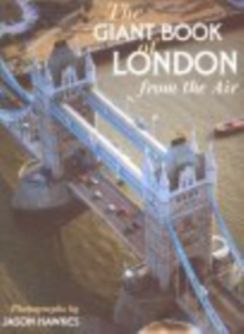 The Giant Book of London from the Air, Paperback Book