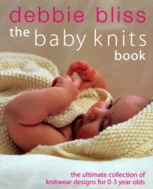 The Baby Knits Book, Paperback Book