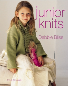 Junior Knits, Paperback / softback Book