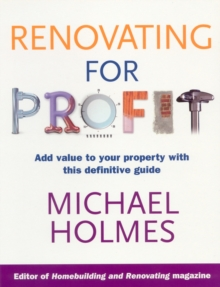 Renovating For Profit, Paperback / softback Book