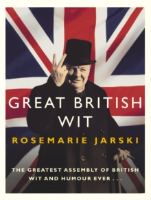 Great British Wit, Paperback Book