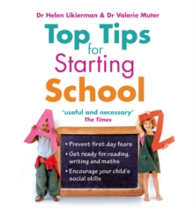 Top Tips for Starting School, Paperback Book