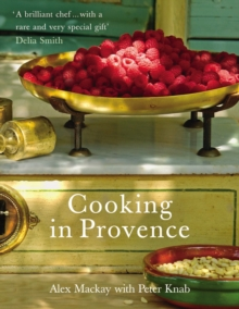 Cooking in Provence, Hardback Book