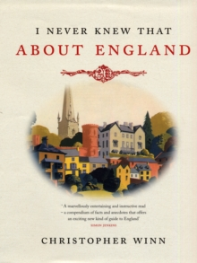 I Never Knew That About England, Hardback Book