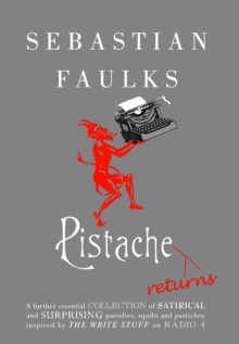 Pistache Returns, Hardback Book