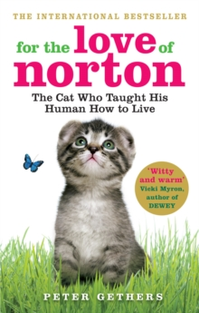For the Love of Norton : The Cat who Taught his Human How to Live, Paperback Book
