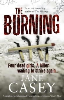 The Burning : (Maeve Kerrigan 1), Paperback Book