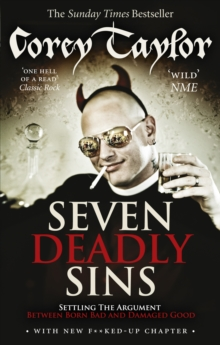 Seven Deadly Sins, Paperback Book