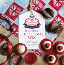 Miss Hope's Chocolate Box, Hardback Book