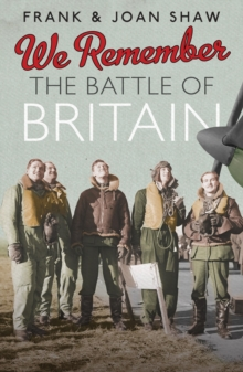 We Remember the Battle of Britain, Hardback Book