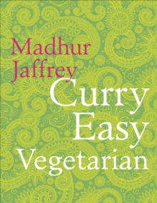 Curry Easy Vegetarian, Hardback Book