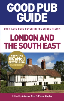 The Good Pub Guide: London and the South East, Paperback Book