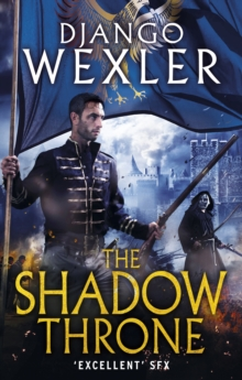 The Shadow Throne, Paperback Book