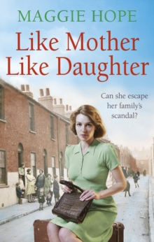 Like Mother, Like Daughter, Paperback Book