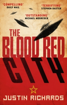 The Blood Red City, Paperback Book
