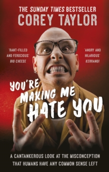 You're Making Me Hate You, Paperback / softback Book