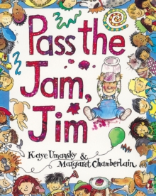 Pass the Jam, Jim, Paperback Book