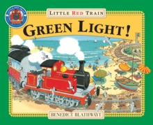 The Little Red Train: Green Light, Paperback Book