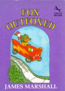 Fox Outfoxed, Paperback Book