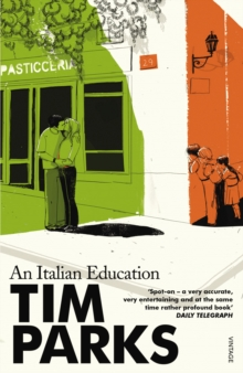 An Italian Education, Paperback Book