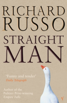 Straight Man, Paperback Book