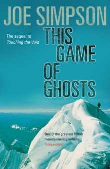 This Game Of Ghosts, Paperback Book