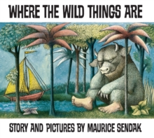 Where The Wild Things Are, Paperback Book