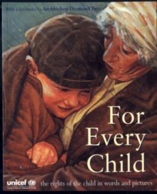 For Every Child, Paperback Book