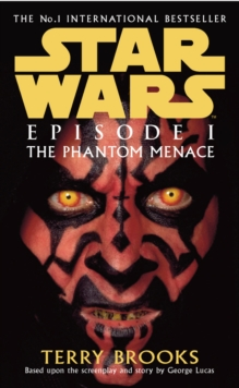 Star Wars: Episode I: The Phantom Menace, Paperback Book