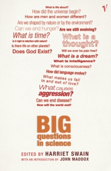 Big Questions In Science, Paperback Book