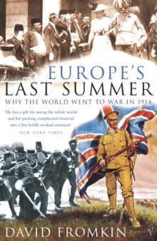 Europe's Last Summer, Paperback Book