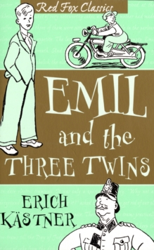 Emil and the Three Twins, Paperback Book