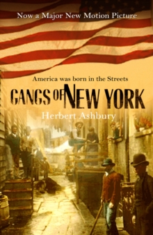 The Gangs Of New York, Paperback Book