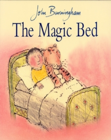 The Magic Bed, Paperback Book