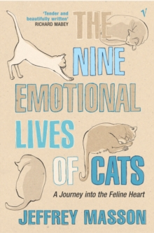 The Nine Emotional Lives of Cats, Paperback Book