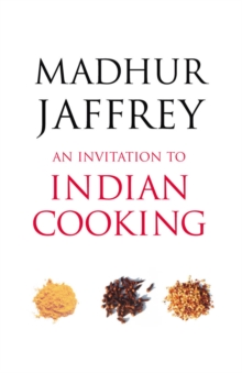 An Invitation to Indian Cooking, Paperback Book