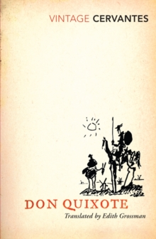 Don Quixote, Paperback Book