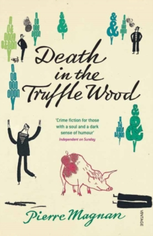 Death in the Truffle Wood, Paperback Book