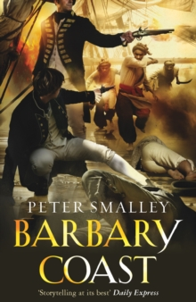 Barbary Coast, Paperback Book