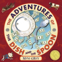 The Adventures of the Dish and the Spoon, Paperback Book