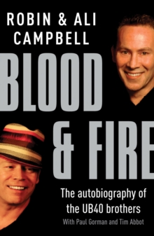 Blood and Fire, Paperback Book